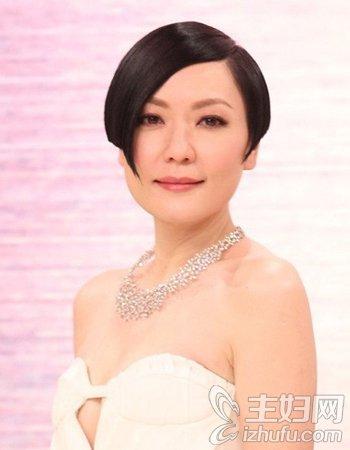 资讯生活新晋视后田蕊妮杨怡领衔TVB众花旦时尚造型